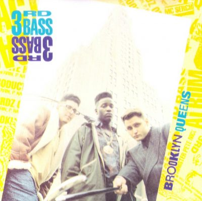 3rd Bass – Brooklyn-Queens (Promo CDS) (1990) (FLAC + 320 kbps)