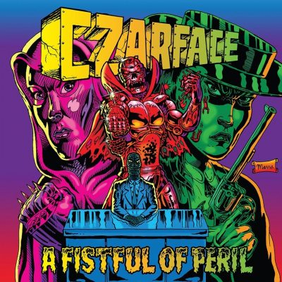 Czarface – A Fistful Of Peril (CD) (2016) (FLAC + 320 kbps)