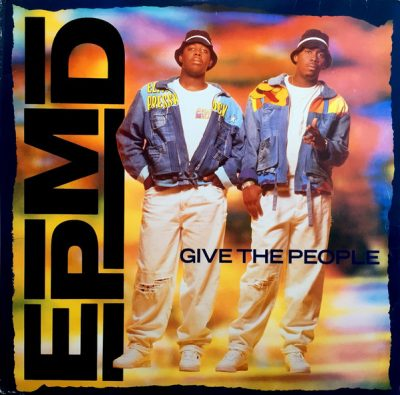 EPMD – Give The People (VLS) (1991) (FLAC + 320 kbps)