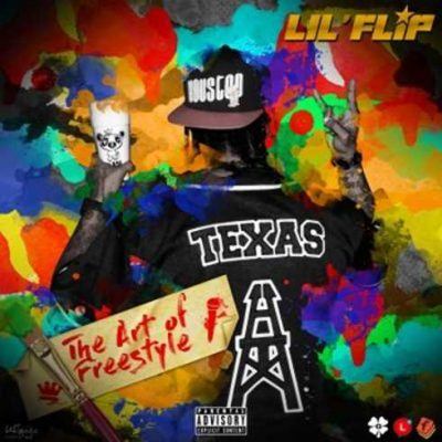 Lil' Flip – The Art Of Freestyle (WEB) (2016) (320 kbps)