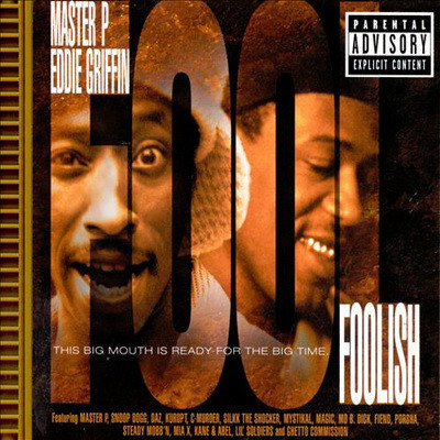 OST – Foolish (CD) (1999) (FLAC + 320 kbps)