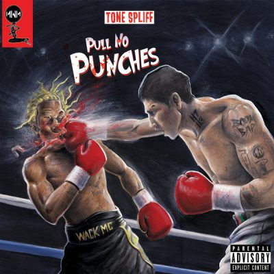 Tone Spliff – Pull No Punches (WEB) (2016) (320 kbps)