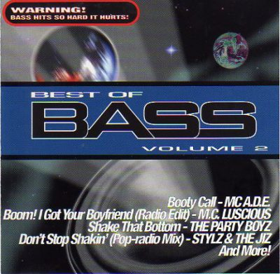 VA – Best Of Bass, Volume 2 (CD) (1994) (FLAC + 320 kbps)