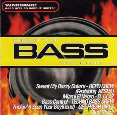 VA – Best Of Bass, Volume 3 (CD) (1994) (FLAC + 320 kbps)
