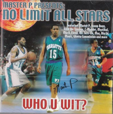 VA – Master P Presents No Limit All Stars: Who U Wit? (CD) (1999) (FLAC + 320 kbps)