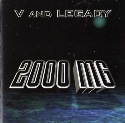 V And Legacy – 2000 MG (1999-2000) (CD) (FLAC + 320 kbps)