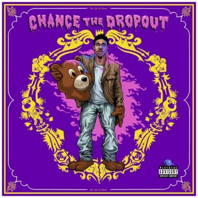 Chance The Rapper & Kanye West – Chance The Dropout (WEB) (2016) (320 kbps)