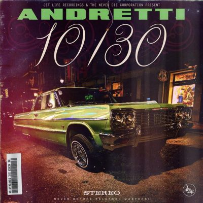 Curren$y – Andretti 10-30 (WEB) (2016) (320 kbps)