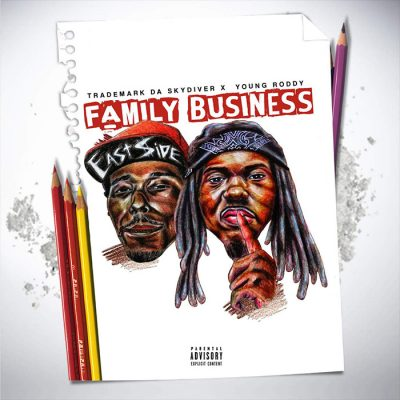 Trademark Da Skydiver & Young Roddy – Family Business (WEB) (2016) (320 kbps)