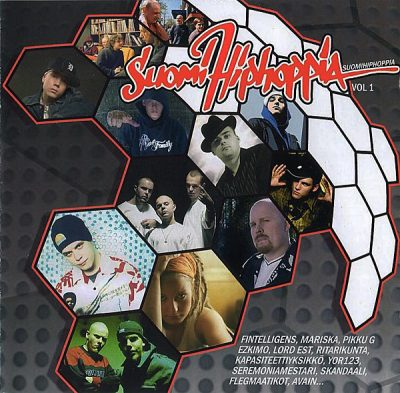 various-artists-suomihiphoppia-vol-1
