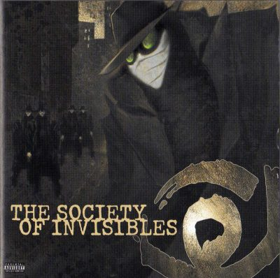 The Society Of Invisibles – The Society Of Invisibles (2006) (CD) (FLAC + 320 kbps)
