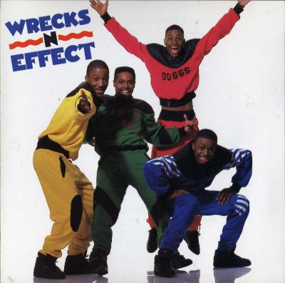 Wrecks-N-Effect – Wrecks-N-Effect EP (CD) (1988) (FLAC + 320 kbps)