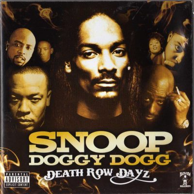 Snoop Doggy Dogg – Death Row Dayz (2008) (CD) (FLAC + 320 kbps)