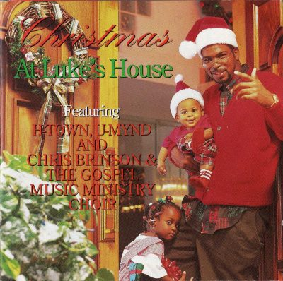 Various – Christmas At Luke's House (1993) (CD) (FLAC + 320 kbps)