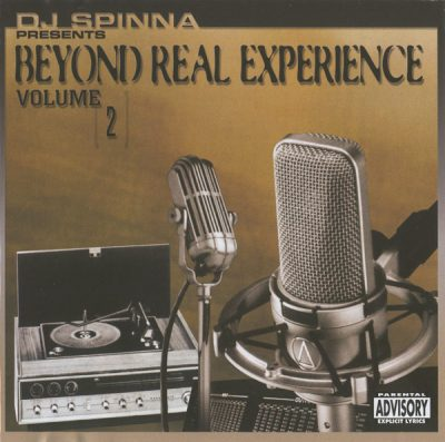 VA – DJ Spinna Presents: Beyond Real Experience Volume 2 (CD) (2002) (FLAC + 320 kbps)