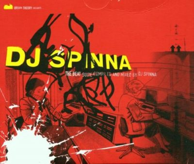 DJ Spinna – The Beat Suite (2xCD) (2000) (FLAC + 320 kbps)