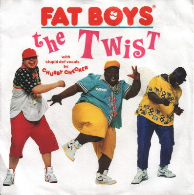 "Fat Boys – The Twist (7"" VLS) (1988) (FLAC + 320 kbps)"