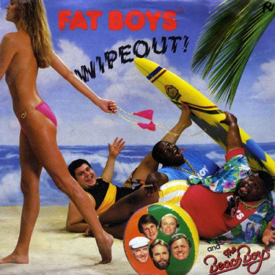 "Fat Boys – Wipeout (7"" VLS) (1987) (FLAC + 320 kbps)"