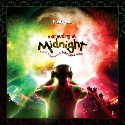 Funky DL – Marauding At Midnight: A Tribute To The Sounds Of A Tribe Called Quest (WEB) (2017) (320 kbps)