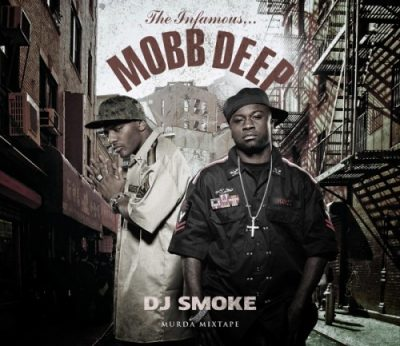 Mobb Deep – Murda Mixtape: Mixed By DJ Smoke (CD) (2017) (FLAC + 320 kbps)