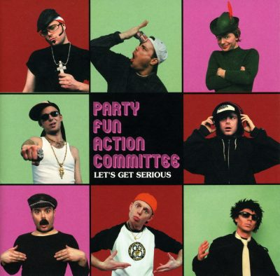 Party Fun Action Committee – Let's Get Serious (CD) (2003) (FLAC + 320 kbps)
