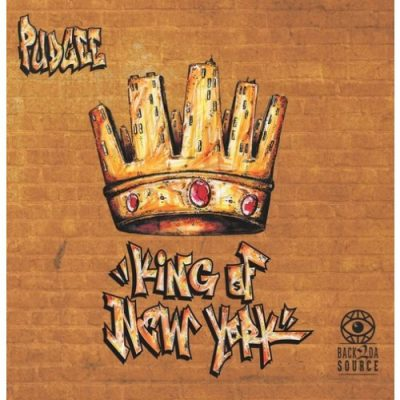 Pudgee – King Of New York (CD) (2017) (FLAC + 320 kbps)