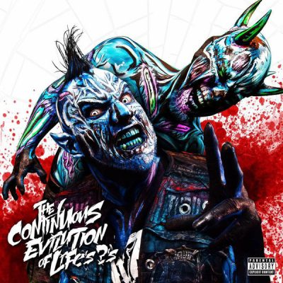 Twiztid – The Continuous Evilution Of Life's ?'s (CD) (2017) (FLAC + 320 kbps)