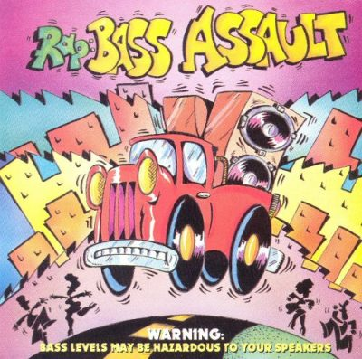 VA – Rap: Bass Assault (CD) (1993) (FLAC + 320 kbps)