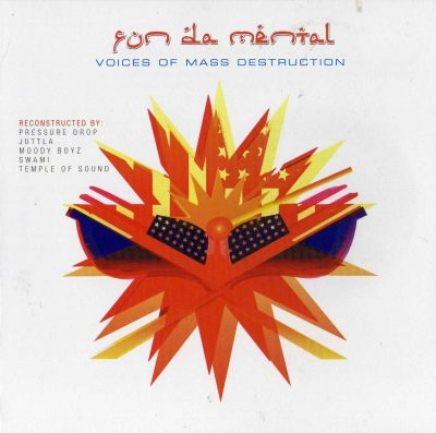 Fun Da Mental – Voices Of Mass Destruction (2003) (CD) (FLAC + 320 kbps)