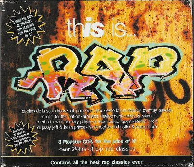 Various – This Is… Rap (1996) (3xCD) (FLAC + 320 kbps)