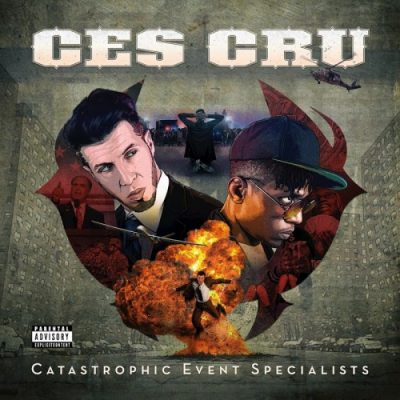 Ces Cru – Catastrophic Event Specialists (CD) (2017) (FLAC + 320 kbps)