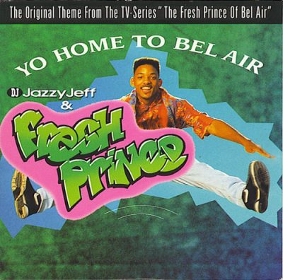 DJ Jazzy Jeff & The Fresh Prince – Yo Home To Bel Air (VLS) (1992) (FLAC + 320 kbps)