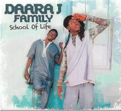 Daara J Family – School Of Life (2010) (CD) (FLAC + 320 kbps)