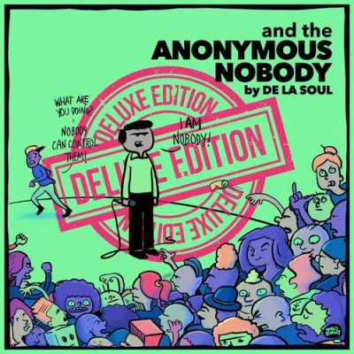 De La Soul – And The Anonymous Nobody… (Deluxe Version) (WEB) (2016) (320 kbps)
