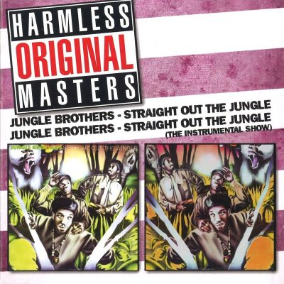 Jungle Brothers – Straight Out The Jungle: The Instrumental Show (WEB) (1988-2017) (320 kbps)