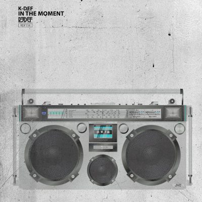 K-Def – In The Moment (WEB) (2017) (320 kbps)
