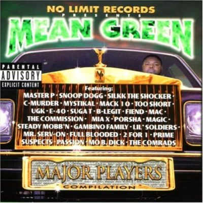 VA – Mean Green: Major Players Compilation (CD) (1998) (FLAC + 320 kbps)