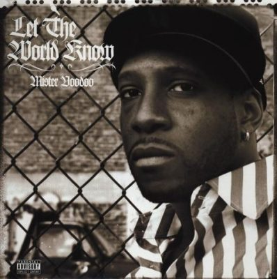 Mr. Voodoo – Let The World Know (VLS) (2004) (320 kbps)