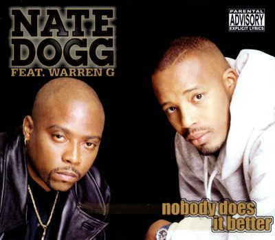 Nate Dogg – Nobody Does It Better (CDM) (1999) (FLAC + 320 kbps)
