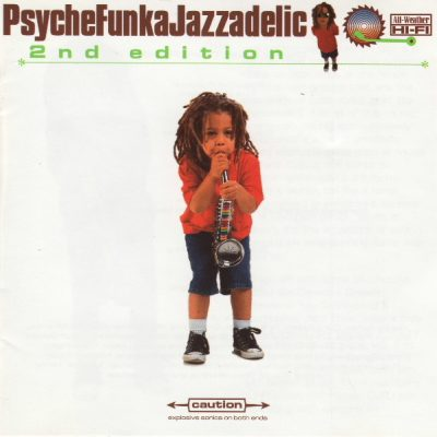 VA – PsycheFunkaJazzadelic, 2nd Edition (CD) (1995) (FLAC + 320 kbps)