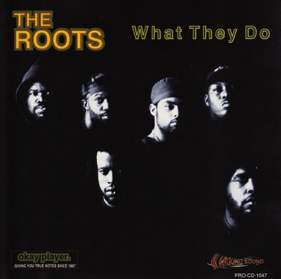 The Roots – What They Do / Respond/React (1996) (Promo CDS) (320 kbps)