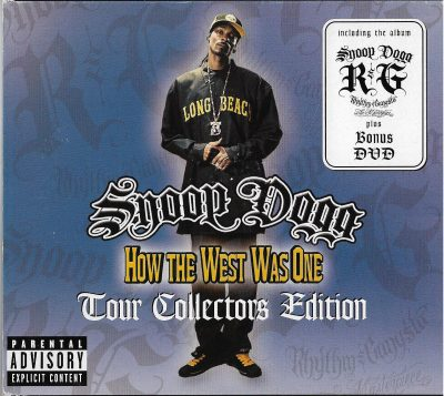 Snoop Dogg – R & G (Rhythm & Gangsta): The Masterpiece (2005) (CD/DVD) (FLAC + 320 kbps)