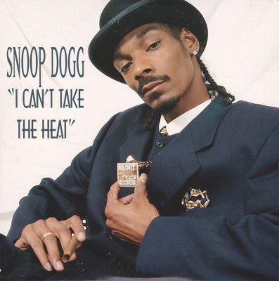 Snoop Dogg – I Can't Take The Heat (Promo CDS) (1998) (FLAC + 320 kbps)