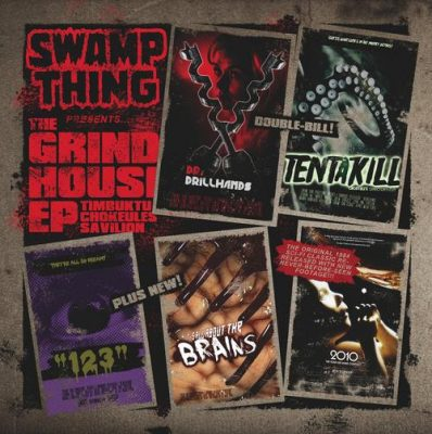 Swamp Thing – The Grindhouse EP (CD) (2011) (FLAC + 320 kbps)