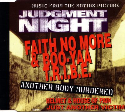 Faith No More & Boo Yaa Tribe – Another Body Murdered (CDS) (1993) (FLAC + 320 kbps)