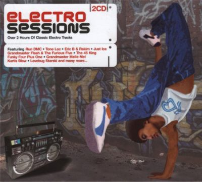 VA – Electro Sessions (2xCD) (2005) (FLAC + 320 kbps)
