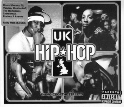 VA – UK Hip Hop: The Voice Of The Streets (2xCD) (2005) (FLAC + 320 kbps)