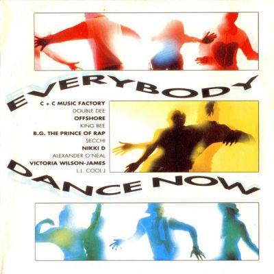 VA – Everybody Dance Now (CD) (1991) (FLAC + 320 kbps)