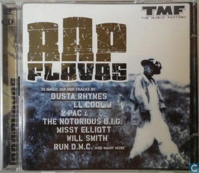 VA – TMF Presents: Rap Flavas (2xCD) (1998) (FLAC + 320 kbps)