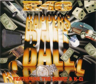 E-40 – Rapper's Ball (CDS) (1996) (FLAC + 320 kbps)